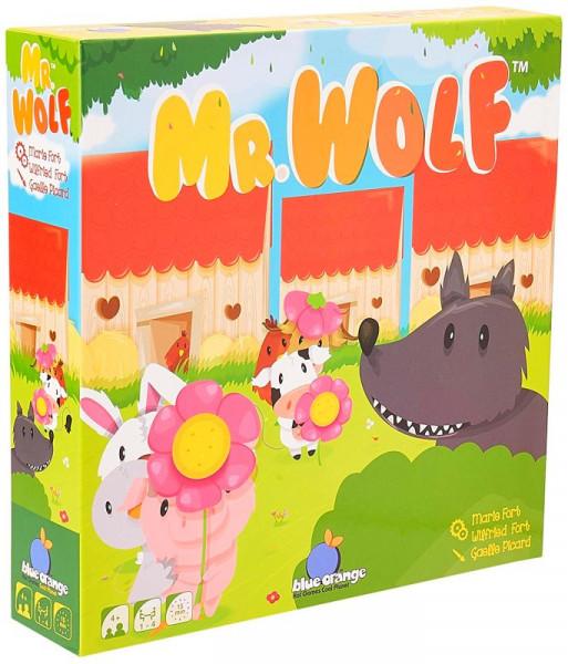 Mr. Wolf - Kooperationsspiel für Kinder