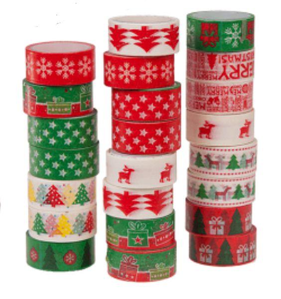 deko klebband weihnachten weihnachtliche kleinigkeiten. Black Bedroom Furniture Sets. Home Design Ideas