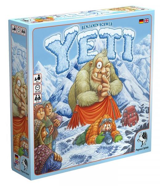 Yeti - Das schnelle Familien-Würfelspiel
