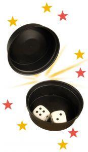 Würfel-Box vorhersage - Zaubertrick