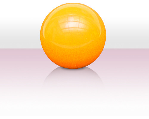 J9 Body Rolling Ball 125 mm - Orange