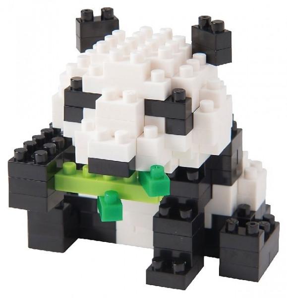 Nanoblock Panda - Stufe 2