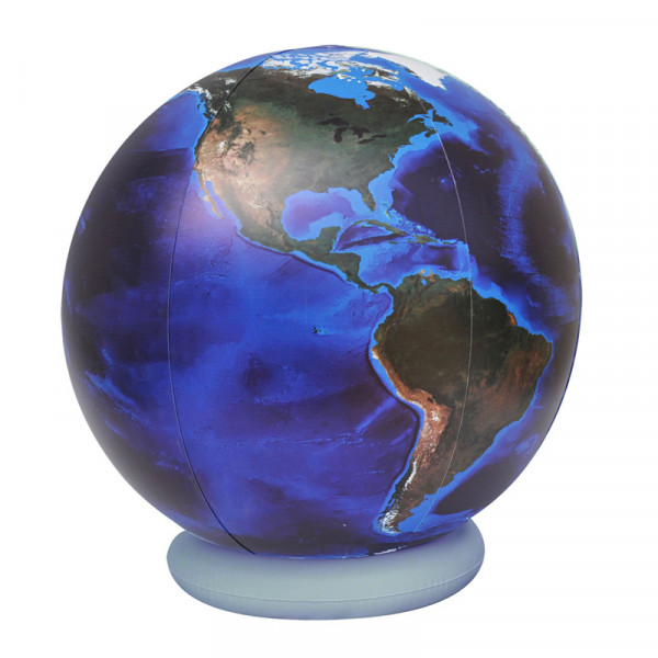 Globus aufblasbar - Maxi mit knapp 1m Durchmesser