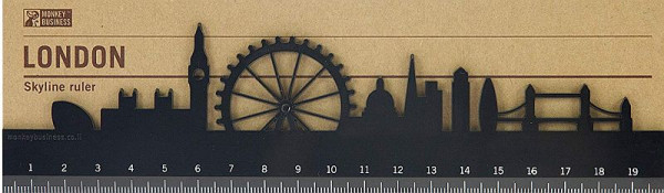 Skyline Lineal - Silhouette