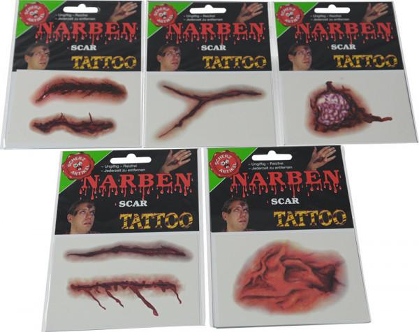 Narben Tattoos