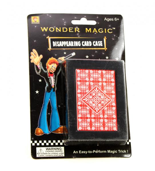 Karten verschwinden - Zaubertrick