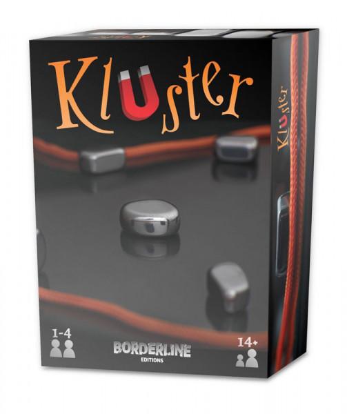 Kluster - das Magnetspiel