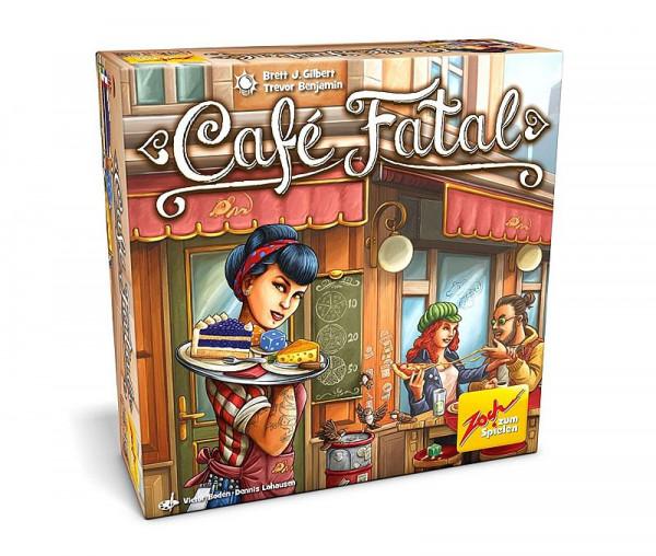 Café fatal, Würfelspiel