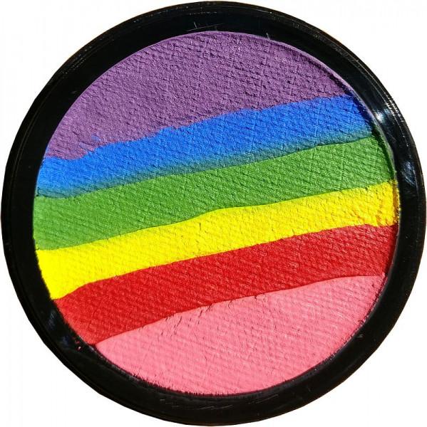 Eulenspiegel Schminkefarben, Rainbow Magic, 20ml