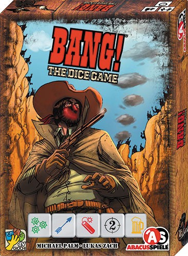 Bang! The Dice Game - Kultspiel