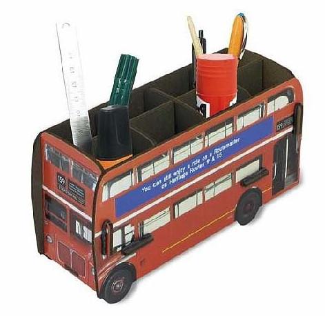 Stiftebox London Bus