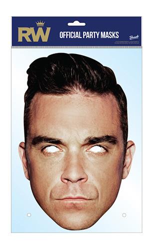 Robbie Williams Maske