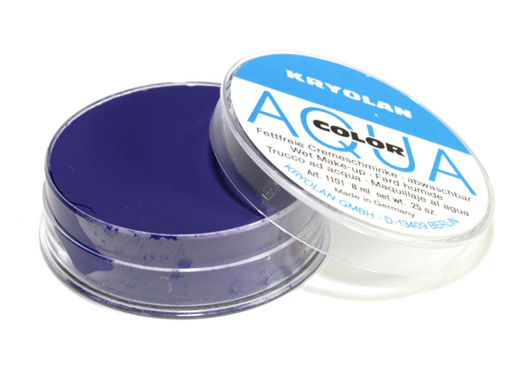 Aquacolor 8ml - 545 dunkelblau