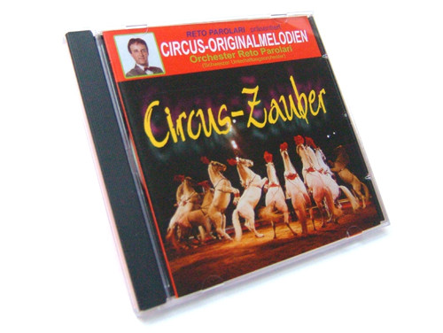 CD Zirkus Zauber
