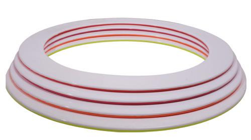 Ring 2 farbig - B-Side - der Überraschende - rot