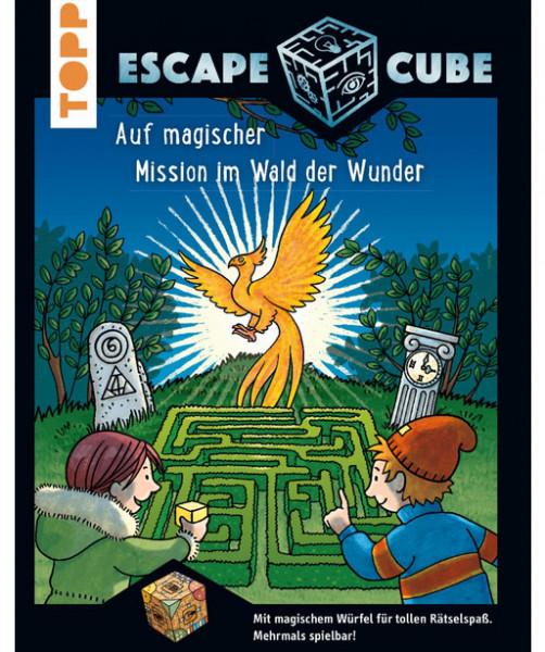 Escape Cube Kids - Auf magischer Mission im Wald der Wunder