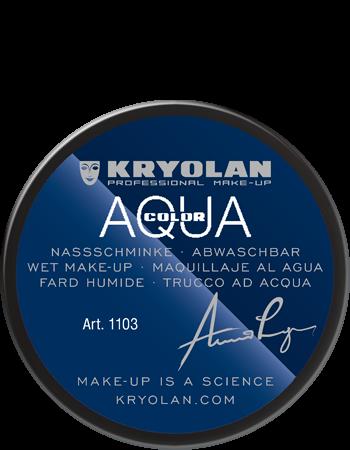 Aquacolor 55ml - 071 Schwarz