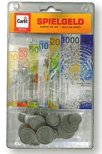Spielgeld - Schweizer Franken