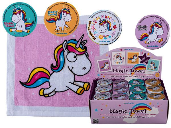 Magisches Handtuch - Magic Towel Einhorn