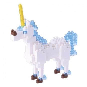 Nanoblock Unicorn, Einhorn - Stufe 2