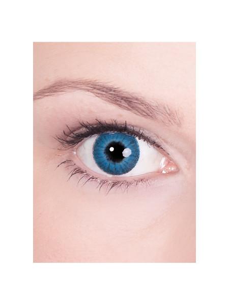 Engel - Blaue Effekt Kontaktlinsen