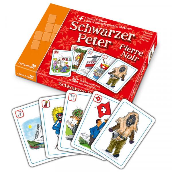 Schwarzer Peter - Schweizer Ausgabe