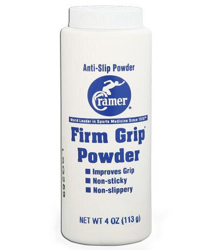 Spezial Puder für griffige Hände - anti slip Puder