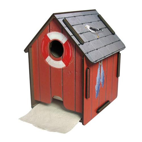 Toilettenpapier Spender - Bootshaus