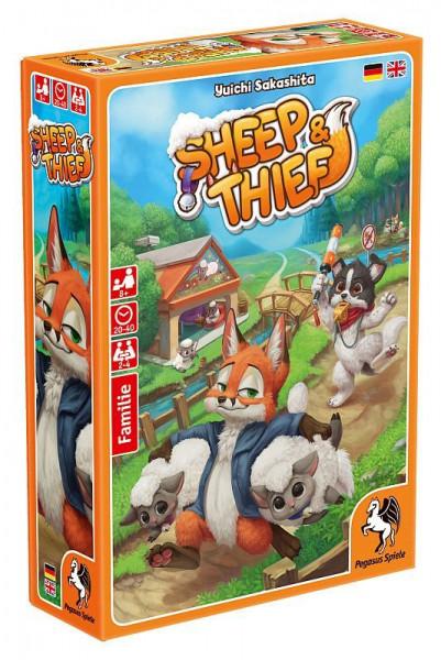 Sheep & Thief, Familienspiel
