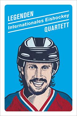 Legenden Quartett - Internationales Eishockey
