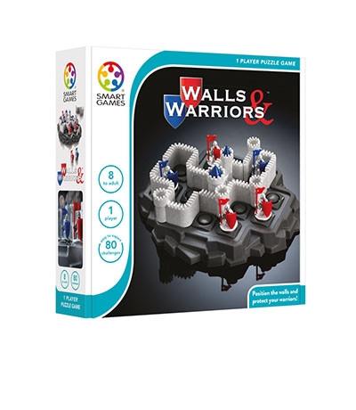 Walls & Warriors - Logikspiel