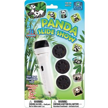 Panda Taschenlampen Projektor