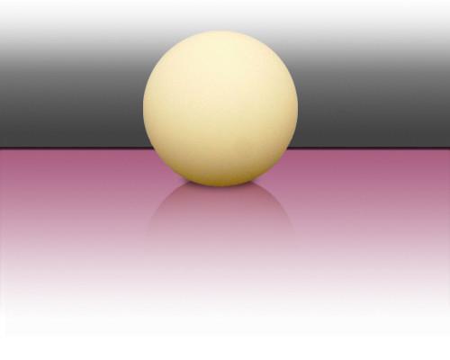 Stageball Moon 80mm - der Nachtleuchtende - Peach