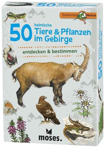 Expedition Natur 50 heimische Tiere und Pflanzen im Gebirge