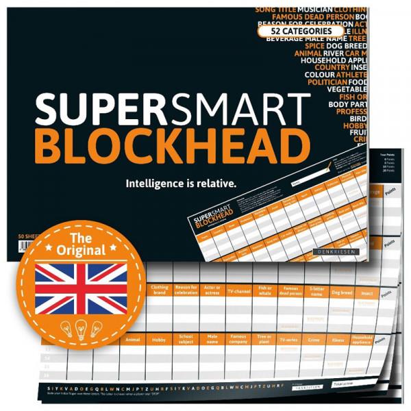 Super Smart Blockhead