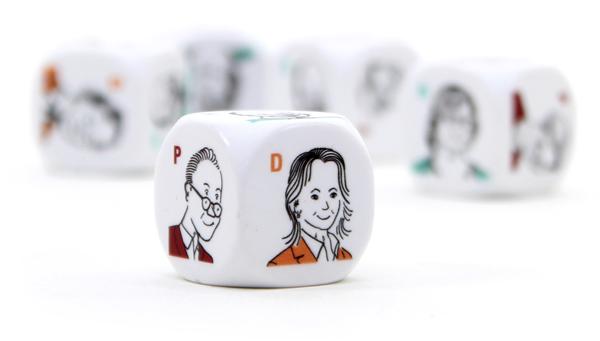Spielwürfel mit eigenem Logo bedrucken