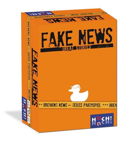 Fake News - Great Stories - Kommunikationsspiel