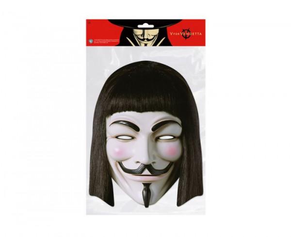 Vendetta Karton Maske