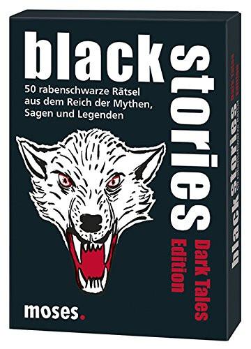 Black Stories - Dark Tales
