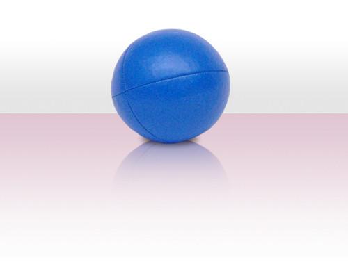 Jonglierball Beanbag Kunstleder - blau uni