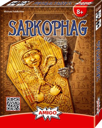Sarkophag - Kartenspiel