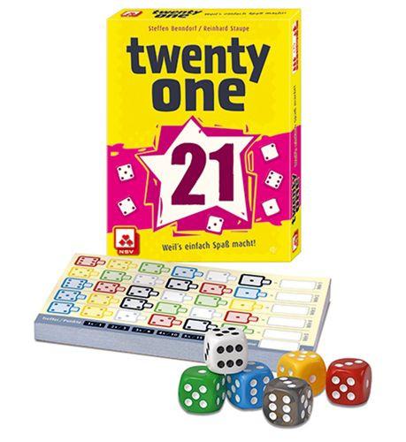 Twenty one, Würfelspiel