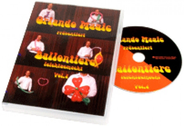 Ballontiere - Leicht gemacht DVD