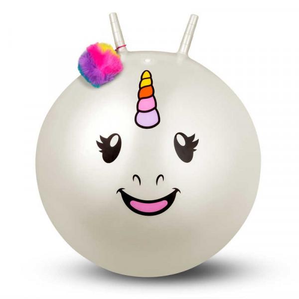 Einhorn Hüpfball - Unicorn Space Hopper