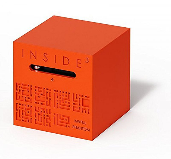 Inside 3 the cube - Awful Phantom - Rot