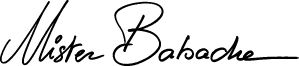 Logo Mr. Babache