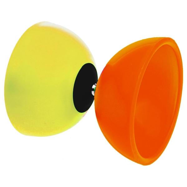 Diabolo Millenium Rainbow - orange/gelb