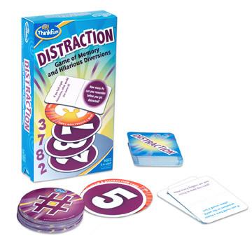 Distraction Spiel - Thinkfun