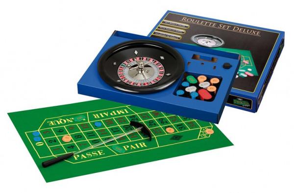 Deluxe Bakelite Roulette Set 30 cm