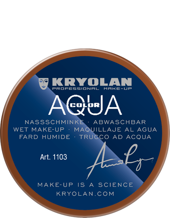 Aquacolor 55ml - 041 Braun